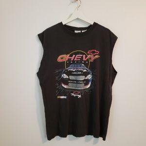 VTG CHEVY RACING NASCAR TANK TOP